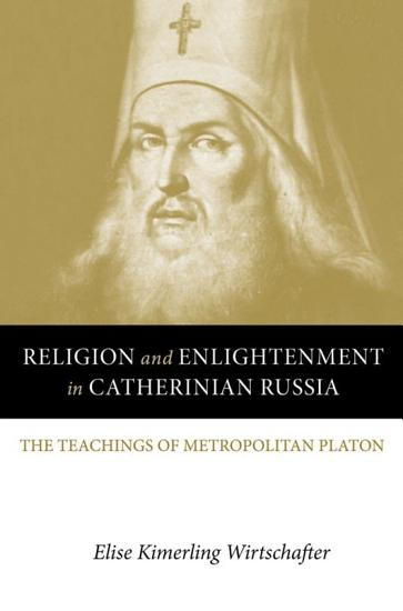 Religion and Enlightenment in Catherinian Russia PDF