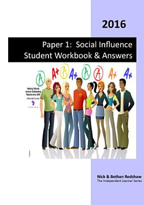 Paper 1   Social Influence Student Workbook   Answers