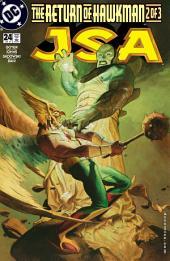 JSA (1999-) #24