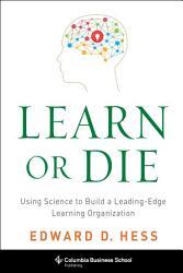 Learn Or Die Book PDF