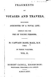 Fragments of Voyages and Travels: Second Series