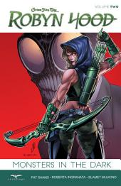 Robyn Hood Ongoing Volume 2 Monsters In The Dark