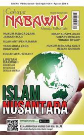 """Cahaya Nabawiy Edisi 173 ISLAM NUSANTARA: RESEP SUPAYA ANAK SUKSES MENJADI """"ORANG BESAR"""""""