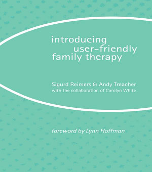 Introducing User Friendly Family Therapy PDF