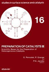 Preparation of Catalysts III