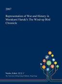 Representation of War and History in Murakami Haruki s the Wind Up Bird Chronicle