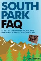 South Park FAQ PDF