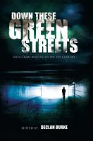 Down These Green Streets PDF