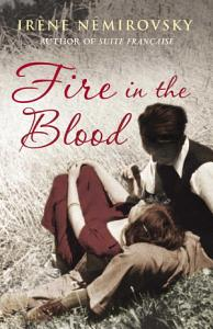Fire in the Blood Book