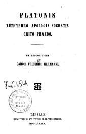 Platonis Cratylus