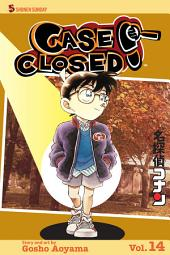 Case Closed, Vol. 14: The Magical Suicide