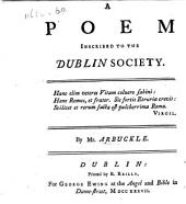 A Poem inscribed to the Dublin Society