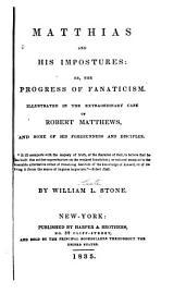 Matthias And His Impostures