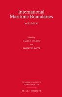 International Maritime Boundaries PDF