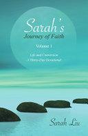 Sarah?s Journey of Faith
