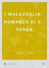 I Malavoglia: romanzo di G. Verga
