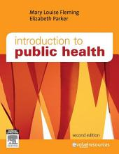 Introduction to Public Health - E-Book: Edition 2