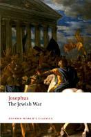 The Jewish War PDF