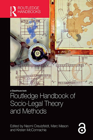Routledge Handbook of Socio Legal Theory and Methods PDF