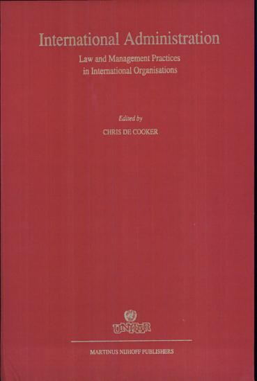 International Administration PDF