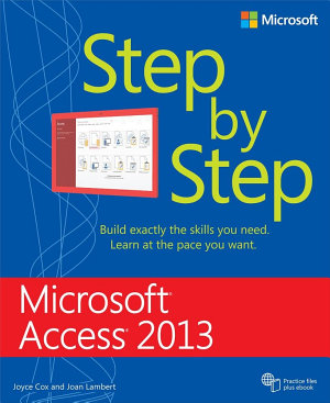 Microsoft Access 2013 Step by Step PDF