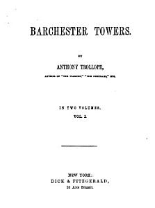 Barchester Towers PDF