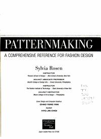 Patternmaking PDF
