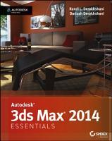 Autodesk 3ds Max 2014 Essentials PDF