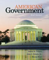 American Government: Brief Version: Edition 11