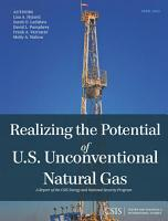 Realizing the Potential of U S  Unconventional Natural Gas PDF