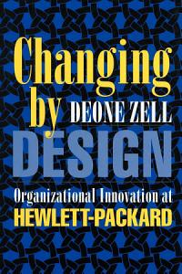Changing by Design Book