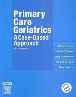 Primary Care Geriatrics PDF
