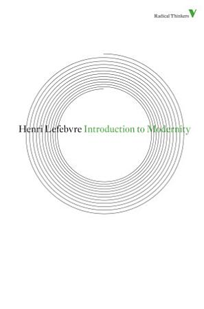 Introduction to Modernity PDF