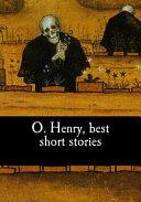 O  Henry  Best Short Stories PDF