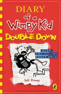 Diary of a Wimpy Kid  Double Down  Book 11  Book