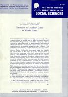 The Bobbs Merrill Reprint Series in the Social Sciences  S 547 PDF