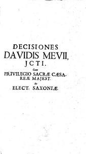 DECISIONES DAVIDIS MEVII, JCTI