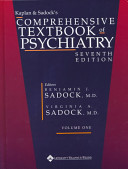 Comprehensive Textbook of Psychiatry VII PDF