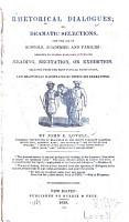 Rhetorical Dialogues PDF