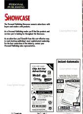 Personal Publishing PDF
