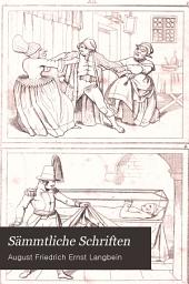 Sämmtliche Schriften: Zeitschwingen, Band 12