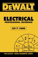 DEWALT Electrical Professional Reference   2017 NEC PDF
