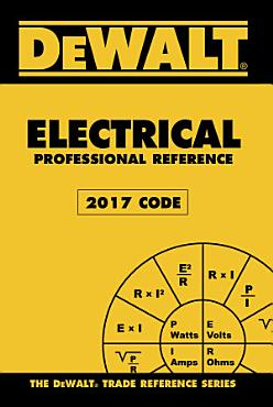 DEWALT Electrical Professional Reference   2017 NEC PDF