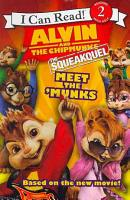 Alvin and the Chipmunks  The Squeakquel  Meet the  Munks PDF
