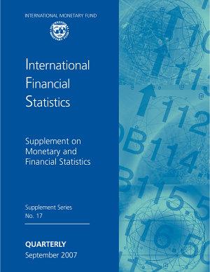 IFS Supplement on Monetary and Financial Statistics   September 2007  EPub  PDF