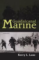 Guadalcanal Marine PDF