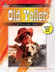 Old Yeller Book PDF