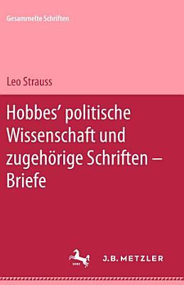 Leo Strauss  Gesammelte Schriften PDF
