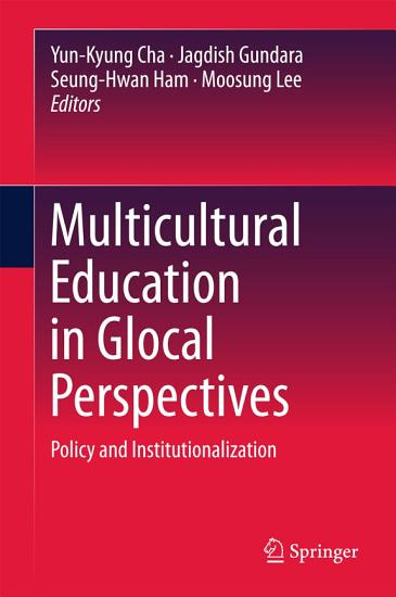 Multicultural Education in Glocal Perspectives PDF