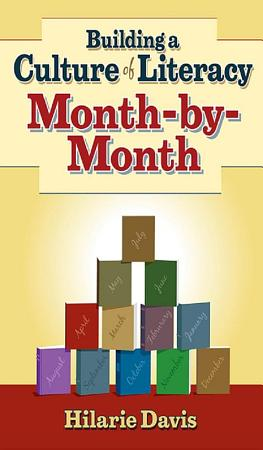 Building a Culture of Literacy Month By Month PDF